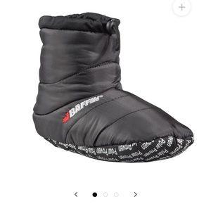 Baffin Cush Bootie Unisex Down Slippers Medium